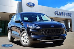 New 2020 Ford Escape S SUV X54957 for sale in Cleburne, TX