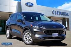 New 2020 Ford Escape SE SUV X10306 for sale in Cleburne, TX