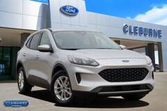 New 2020 Ford Escape SE SUV X32218 for sale in Cleburne, TX
