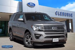 New 2020 Ford Expedition XLT SUV for sale in Cleburne, TX