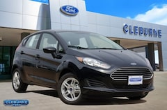 New 2018 Ford Fiesta SE Hatchback S47654 for sale in Cleburne, TX