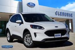 New 2020 Ford Escape SE SUV X32665 for sale in Cleburne, TX