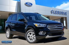 New 2018 Ford Escape SE SUV X58777 for sale in Cleburne, TX