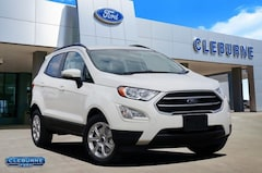 New 2019 Ford EcoSport SE Crossover EC67283 for sale in Cleburne, TX