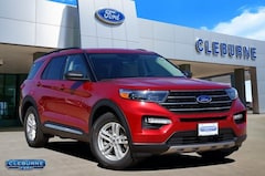 New 2020 Ford Explorer XLT SUV X27062 for sale in Cleburne, TX