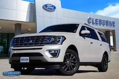 New 2019 Ford Expedition Limited SUV X02006 for sale in Cleburne, TX