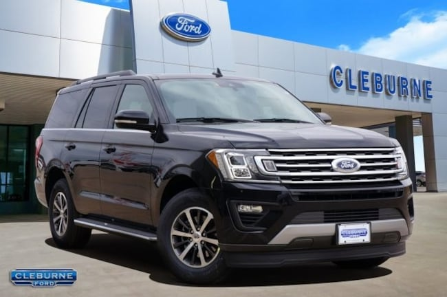 New 2019 Ford Expedition XLT SUV in Cleburne, TX