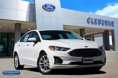 New 2020 Ford Fusion SE Sedan for sale in Cleburne, TX