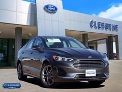 2019 Ford Fusion SEL Sedan 3FA6P0CD2KR118497 for sale in Cleburne, TX