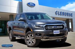 New 2019 Ford Ranger Lariat Truck R02454 for sale in Cleburne, TX