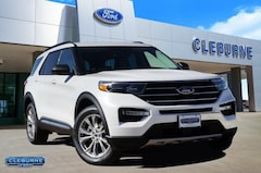 New 2020 Ford Explorer XLT SUV X51941 for sale in Cleburne, TX