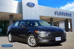 New 2019 Ford Fusion SE Sedan H08255 for sale in Cleburne, TX