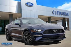 New 2019 Ford Mustang Ecoboost Premium Coupe M43197 for sale in Cleburne, TX