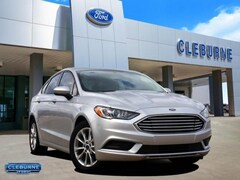 2017 Ford Fusion SE Sedan 3FA6P0HD1HR246845 for sale in Cleburne, TX