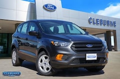 New 2019 Ford Escape S SUV X57587 for sale in Cleburne, TX