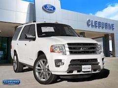 2017 Ford Expedition Platinum SUV for sale in Cleburne, TX