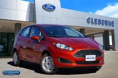 New 2019 Ford Fiesta SE Hatchback S65706 for sale in Cleburne, TX