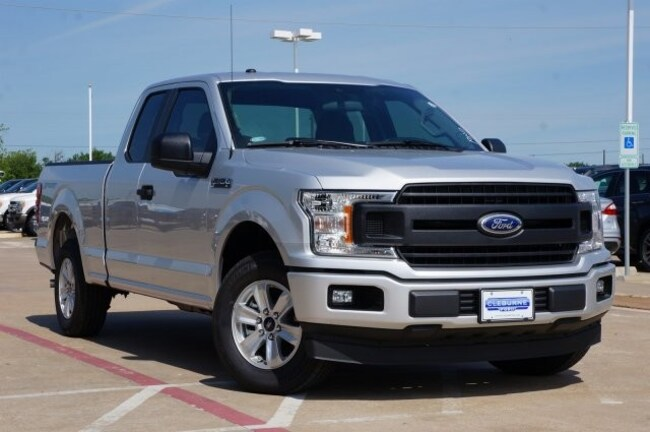 New 2019 Ford F-150 XL Truck in Cleburne, TX