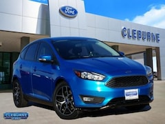 2017 Ford Focus SEL Hatchback 1FADP3M2XHL244460 for sale in Cleburne, TX