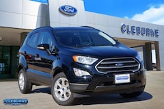 New 2020 Ford EcoSport SE Crossover EC14045 for sale in Cleburne, TX