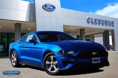New 2020 Ford Mustang Ecoboost Coupe for sale in Cleburne, TX