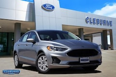 New 2020 Ford Fusion S Sedan for sale in Cleburne, TX