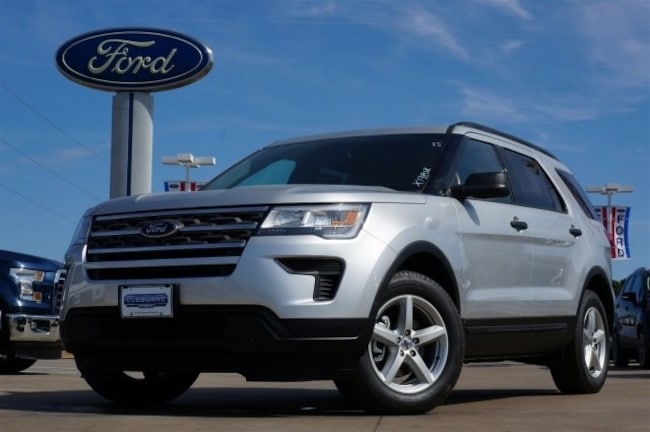 New 2018 Ford Explorer Explorer SUV in Cleburne, TX