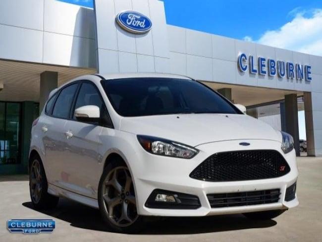 2018 Ford Focus ST Hatchback for sale in Cleburne, TX