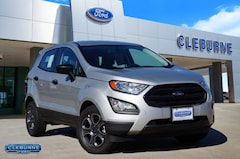 New 2020 Ford EcoSport S Crossover EC16648 for sale in Cleburne, TX