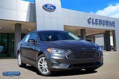 New 2020 Ford Fusion SE Sedan H40095 for sale in Cleburne, TX