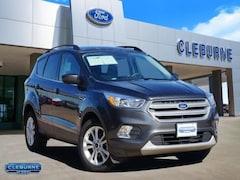 2018 Ford Escape SE SUV for sale in Cleburne, TX