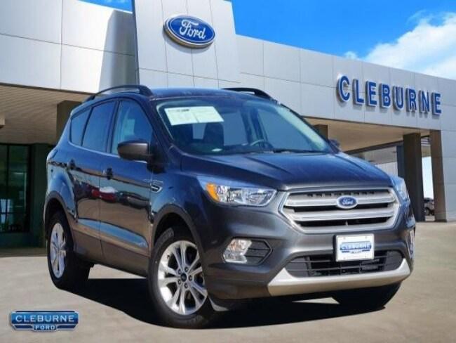 2018 Ford Escape SE SUV for sale in Cleburne
