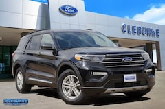 New 2020 Ford Explorer XLT SUV X80507 for sale in Cleburne, TX