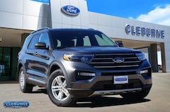 New 2020 Ford Explorer XLT SUV X63519 for sale in Cleburne, TX