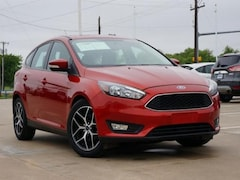 2018 Ford Focus SEL Hatchback 1FADP3M22JL249853 for sale in Cleburne, TX