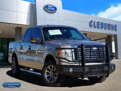 2011 Ford F-150 XLT Truck SuperCrew Cab 1FTFW1CT6BFB32071 for sale in Cleburne, TX