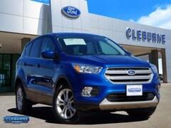 2019 Ford Escape SE SUV for sale in Cleburne, TX