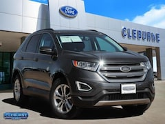 2017 Ford Edge SEL SUV for sale in Cleburne, TX