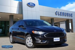 New 2020 Ford Fusion S Sedan H25717 for sale in Cleburne, TX