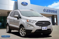 New 2019 Ford EcoSport SE Crossover EC62541 for sale in Cleburne, TX