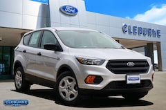 New 2018 Ford Escape S SUV X58774 for sale in Cleburne, TX