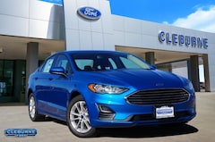 New 2020 Ford Fusion SE Sedan H48051 for sale in Cleburne, TX