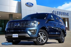 New 2019 Ford Expedition XLT SUV X02008 for sale in Cleburne, TX