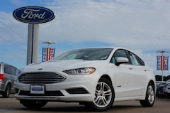 New 2018 Ford Fusion Hybrid SE Sedan H86827 for sale in Cleburne, TX