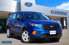 New 2019 Ford Escape S SUV X26437 for sale in Cleburne, TX