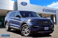 New 2021 Ford Explorer XLT SUV for sale in Cleburne, TX