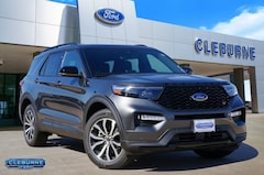 New 2020 Ford Explorer ST SUV X80510 for sale in Cleburne, TX