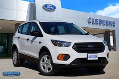 New 2019 Ford Escape S SUV X57588 for sale in Cleburne, TX