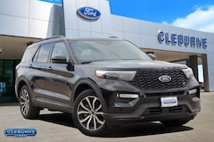 New 2020 Ford Explorer ST SUV X05792 for sale in Cleburne, TX