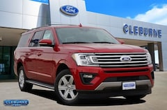 New 2020 Ford Expedition XLT MAX SUV X07893 for sale in Cleburne, TX